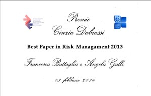 Premio CD 2013